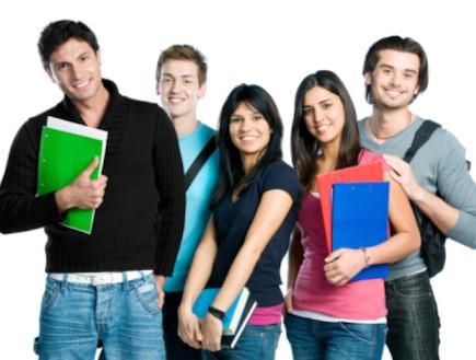 תלמידים (צילום: אימג'בנק / Thinkstock)