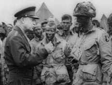 אייזנהאואר (צילום: צבא ארצות הברית)
