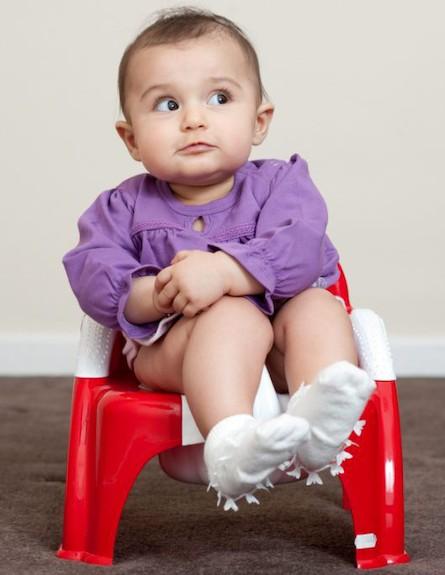 תינוקת גאונה 2 (צילום: צילום מסך daily mail)