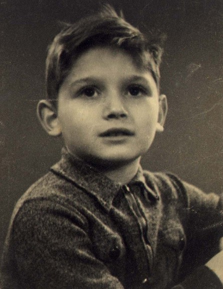 ילדים בשואה - הנס