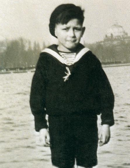 ילדים בשואה - זיגי רפפורט