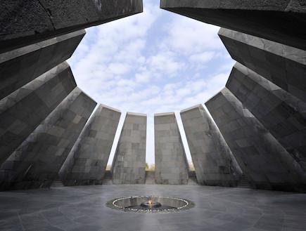 אנדרטת הזיכרון לשואת הארמנים