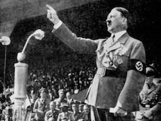 אדולף היטלר (צילום: אימג'בנק / Thinkstock)