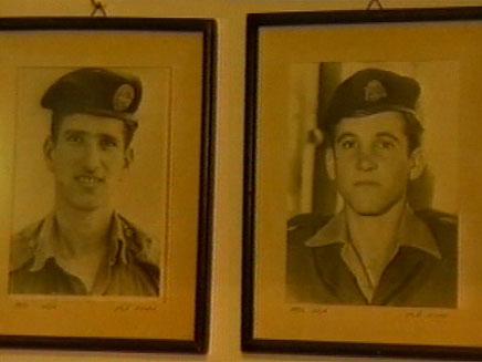 """דדי ואפרים ישראלי ז""""ל: בחייהם ומותם לא נפרדו (צילום: חדשות 2)"""