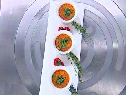 מרק עגבניות טריפוליטאי (תמונת AVI: mako)