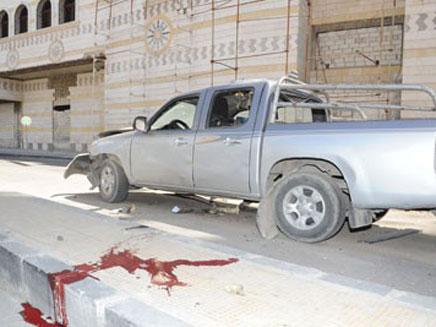 חיסול בדמשק. צילום ארכיון (צילום: סוכנות הידיעות הסורית)
