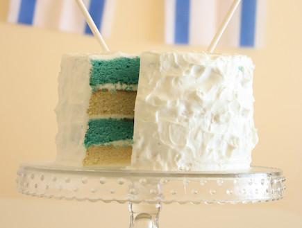 עוגת יום העצמאות (צילום: פז אלסטר, Cake It Easy)