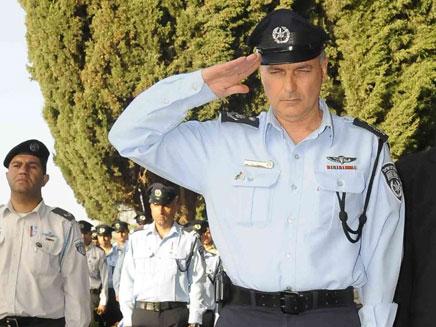 """לא התמהמה. המפכ""""ל דנינו (צילום: ניו מדיה, דוברות משטרת ישראל)"""