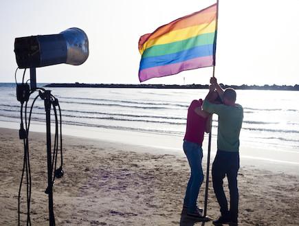 טיזר ראשון גאווה 2012 (צילום: זיו שדה)
