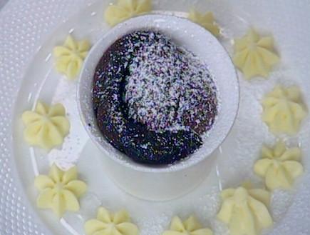 סופלה שוקולד (תמונת AVI: mako)