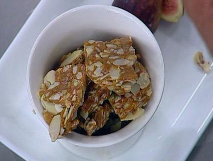 שקדים בקרמל חמאה (תמונת AVI: mako)