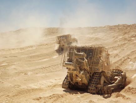 הנדסה קרבית (צילום: שי לוי)