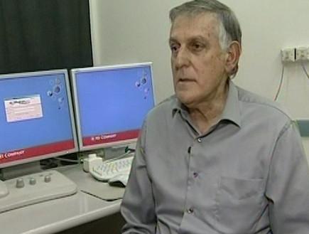 פרופסור דן שכטמן פסימי (תמונת AVI: mako)