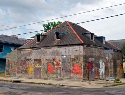 קיר המשאלות. ניו אורלינס