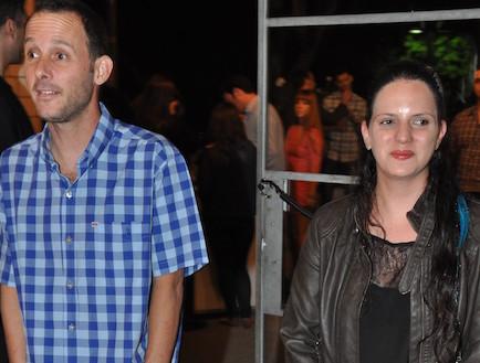 איתי שגב ומאיה רוטמן 1 (צילום: צ'ינו פפראצי)