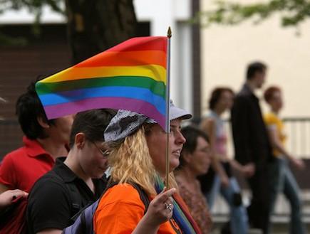 הומואים סנט פטרסבורג (צילום: vladimir wrangler)