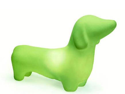 עיצוב חיות, מנורת כלב (וידאו WMV: מתוך אתר: http://www.offi.com, living)