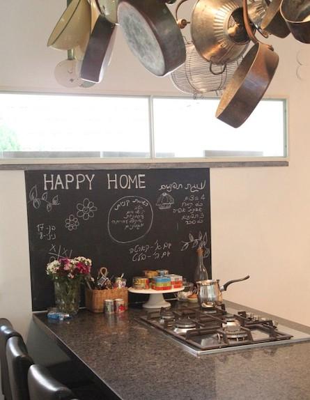 לוח וגיר - מטבח  (צילום: דידי רפאלי, living)
