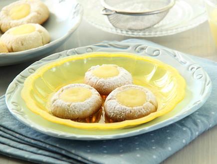 עוגיות אצבע לימון (צילום: חן שוקרון, אוכל טוב)