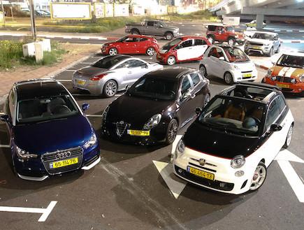 מכוניות קוליות (צילום: נעם עופרן ונעם וינד )