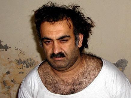 חאלד שייח מוחמד, מתכנן מתקפת הטרור (צילום: AP)