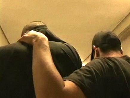 """החשוד המרכזי ברצח גדי ויכמן ז""""ל (צילום: חדשות 2)"""