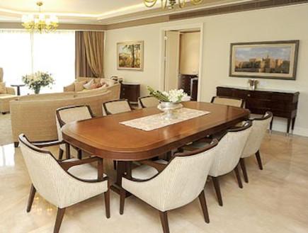 החדר המעוצב בטורקיה (צילום: איל יצהר, גלובס)