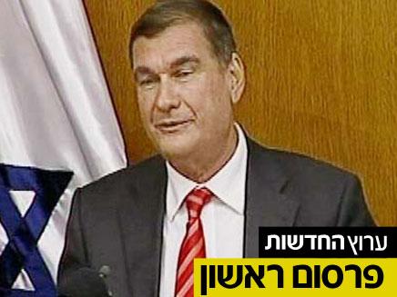 חיים רמון (צילום: חדשות 2)