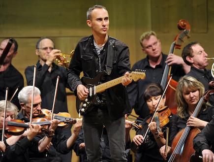 אסף אמדורסקי תזמורת (צילום: יוסי צבקר)