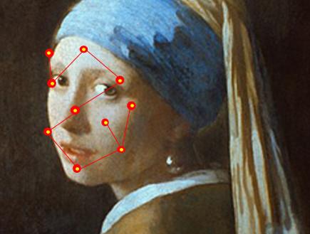 טכנולוגיה של זיהוי פנים (צילום: אילוסטרציה)