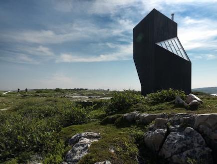 חללים ניידים. tower (צילום: Bent René Synnevåg)