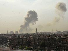 """רמטכ""""ל בריטניה נגד התערבות צבאית בסוריה"""
