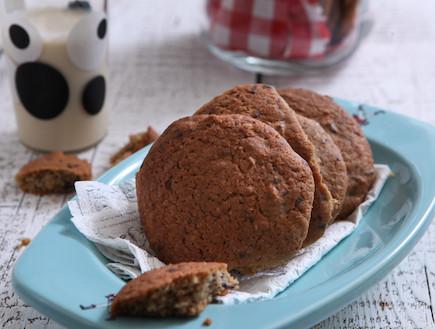 עוגיות שוקולד צ'יפס (צילום: בני גם זו לטובה, אוכל טוב)