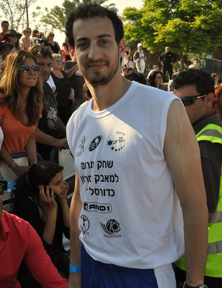 אירוע האגודה למלחמה בסרטן 2012 (צילום: צ'ינו פפראצי)