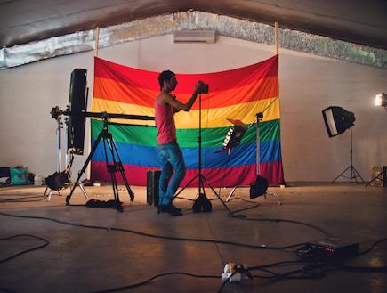 טיזר דקלה קליפ גאווה (צילום: יולי גורודינסקי)