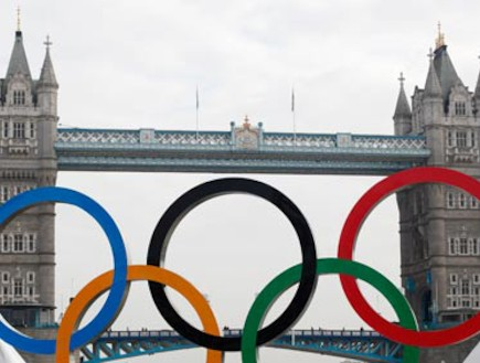 אולימפיאדת לונדון 2012 (צילום: גלובס)