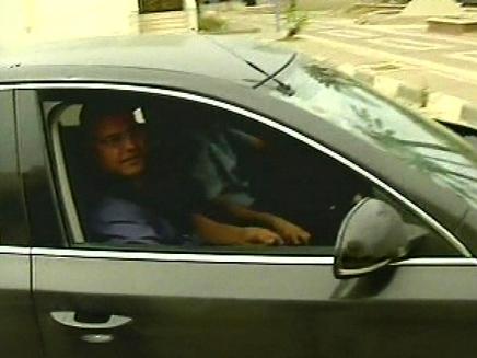 """ראש העיר לוי. """"רשעות וצרות עין"""" (צילום: חדשות 2)"""