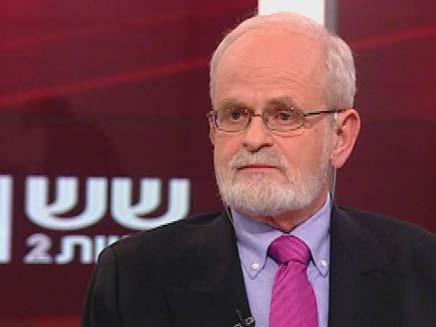 פרופסור היס (צילום: חדשות 2)