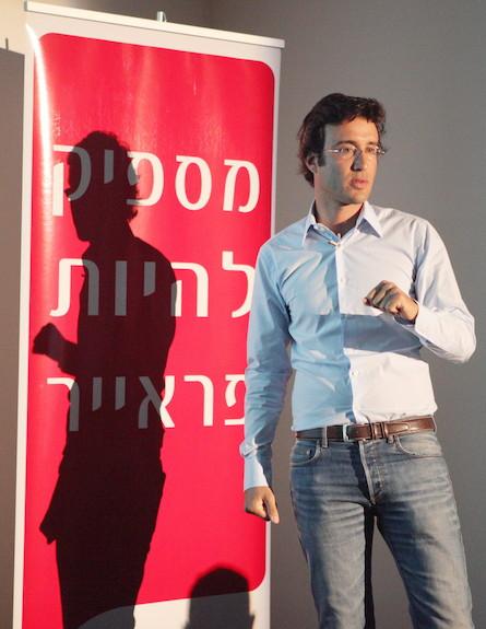 מיכאל גולן, הבעלים של גולן טלקום (צילום: שוקה כהן,  יחסי ציבור )