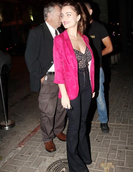 יום הולדת טלי אורן 2012 - אניה בוקשטיין (צילום: ראובן שניידר )