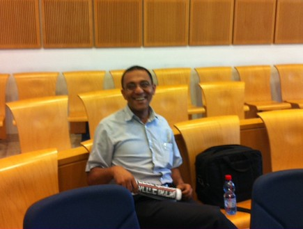 עורך דין חאלד דסוקי (צילום:  שמעון איפרגן)