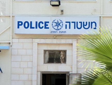 תחנת משטרה. נסגר התיק נגד וסרטייל (איתי ישראל) (צילום: מערכת ONE)