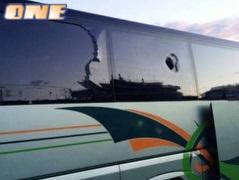 האוטובוס של אולימפיאקוס רגום