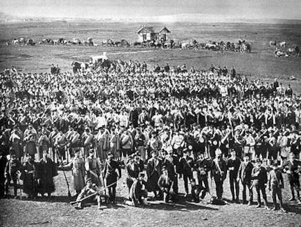 מלחמת סרביה בולגריה (צילום: ויקיפדיה)