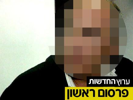 החשוד בבית המשפט. צילום ארכיון (צילום: חדשות 2)