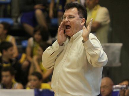צפו במאמן מדבר לקראת הפיינל פור (צילום: ספורט 5)