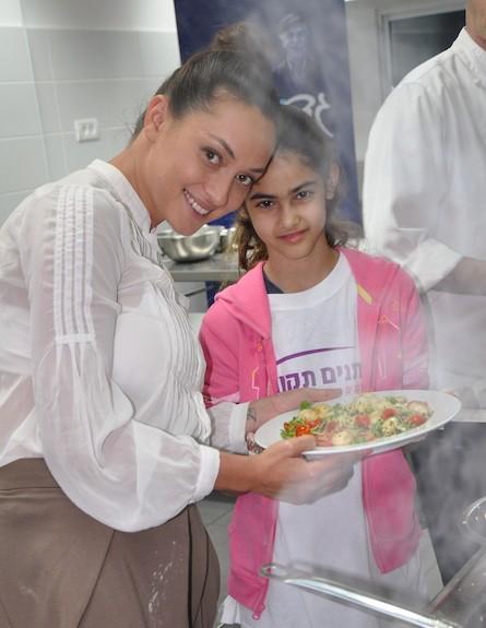 אירוע נותנים תקווה המנה של אנה (צילום: צ'ינו פפראצי)