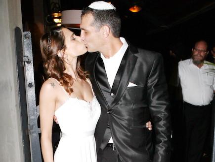 חתונה נתי רביץ נתי רביץ חתן (צילום: ראובן שניידר )
