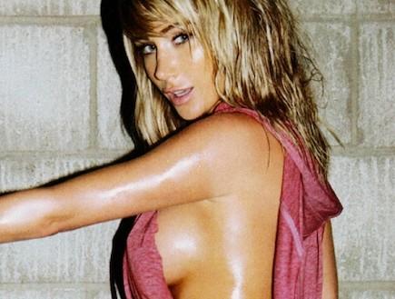 שרה ג'ין אנדרווד כושר (צילום: אתר egotastic.com)