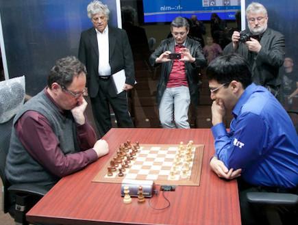 אליפות העולם בשחמט (צילום: האתר הרישמי)